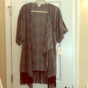 NWT LulaRoe Monroe kimono